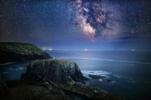 عکس های چشم نواز از آسمان پرستاره که بیننده را مجذوب خود می کند