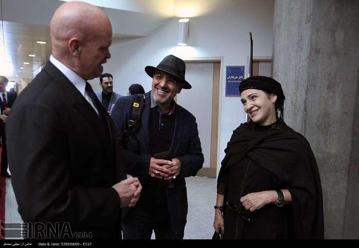 چهره و ظاهر متفاوت بازیگر سرشناس ایرانی در مراسم  سالگرد تاسیس سازمان ملل + عکس