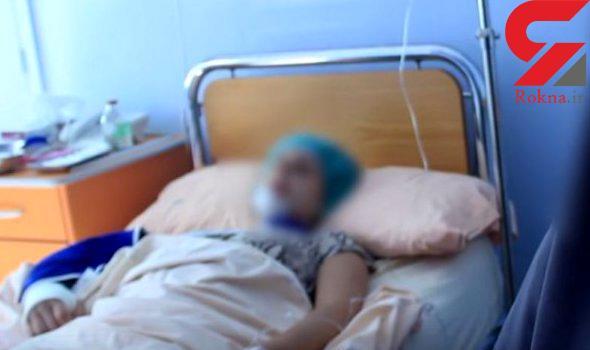 آزار و اذیت و تجاوز به دختر 20 ساله توسط راننده تاکسی جنایتکار + عکس
