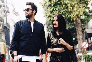 بنیامین بهادری و همسرش، شایلی، در پوستر سلام بمبئی + عکس