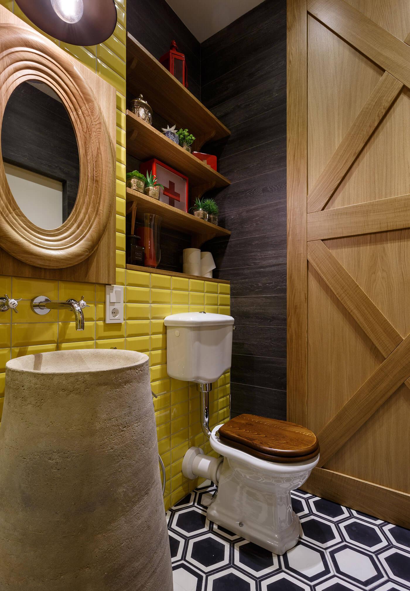 ایده های جالب و خلاقانه برای آپارتمان ها