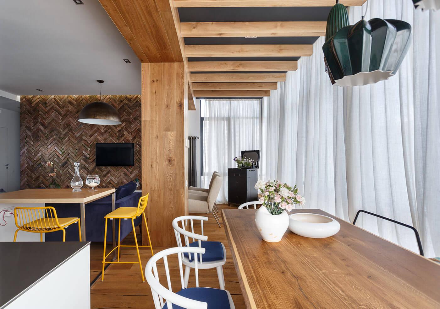 ایده های جالب و خلاقانه برای آپارتمان ها + تصاویر