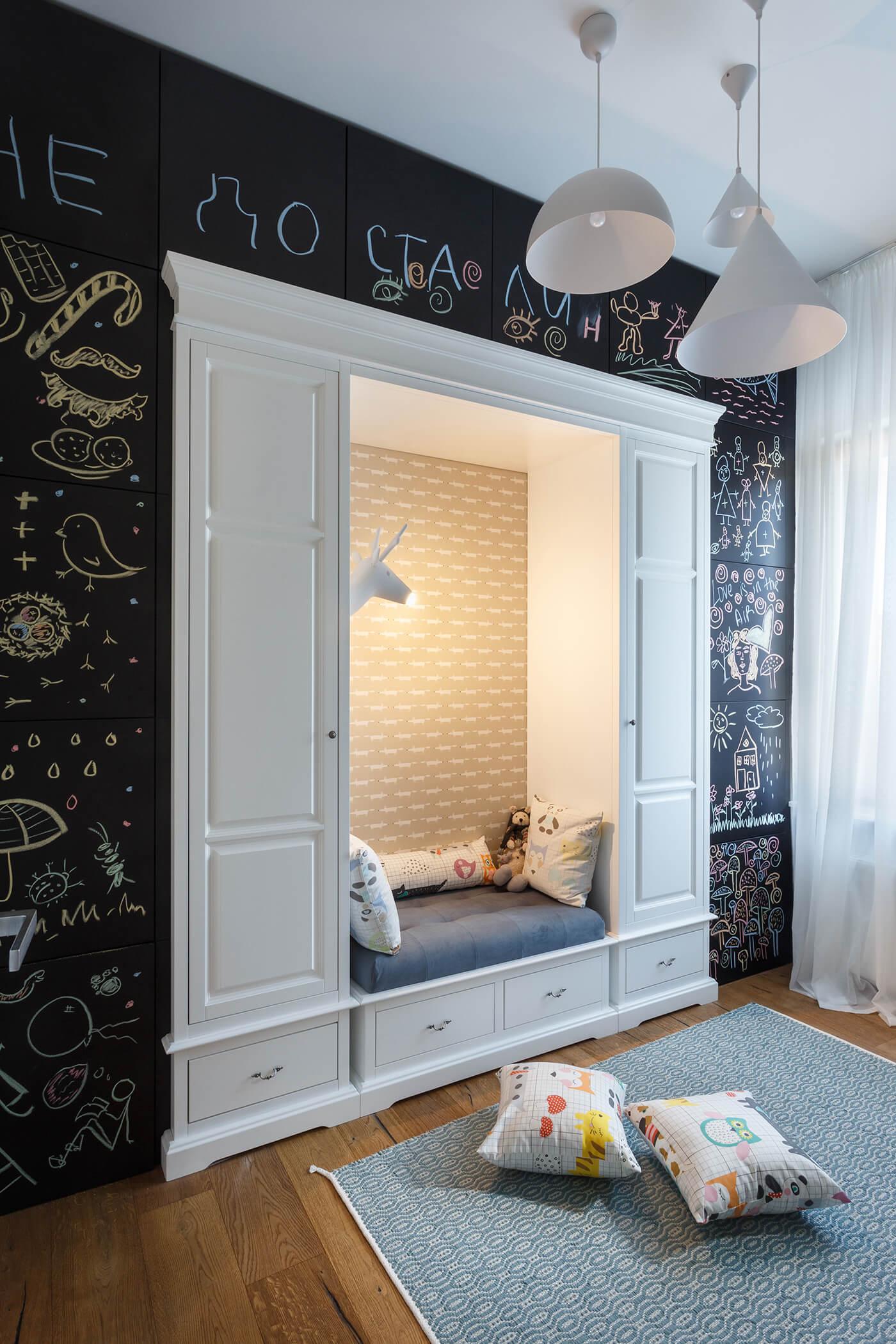 ایده های جالب و خلاقانه برای آپارتمان ها در اوکراین