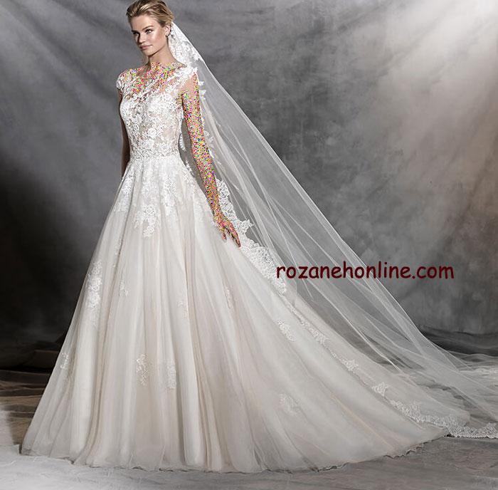 لباس عروس 2017 (سری دوم)