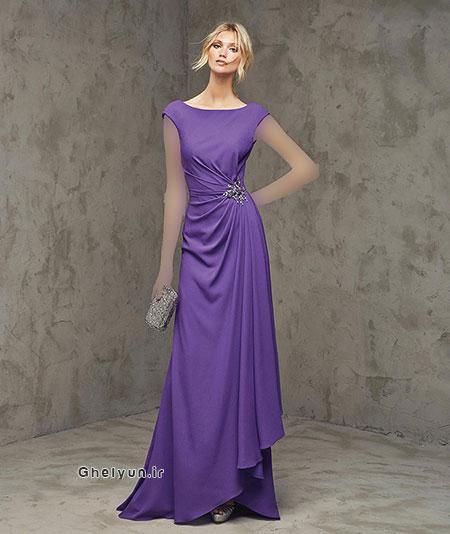 شیک ترین و جدیدترین ست لباس مجلسی،لباس شب بلند ۲۰۱۷,مدل لباس شب بلند دخترانه,مزون لباس شب