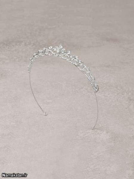 انواع مدل تاج و تل عروس فانتزی و پرنسسی زیبا 2017-96