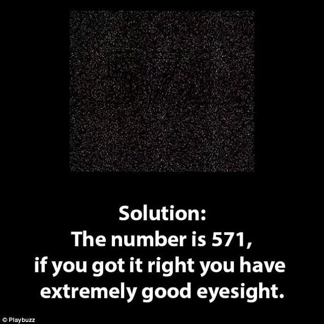 سنجش بینایی چشم با یک تست ساده