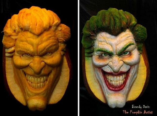 وحشتناک ترین چهره ها و نمادهای هالووین 2016