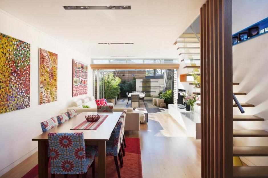 مدرن سازی خانه موروثی در سیدنی + تصاویر