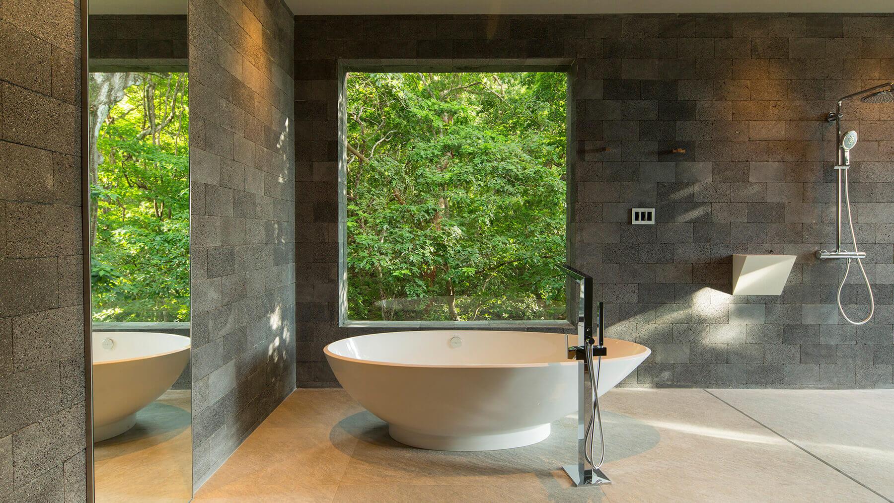 خانه مخفی مجلل با دکوراسیون زیبا در کاستاریکا