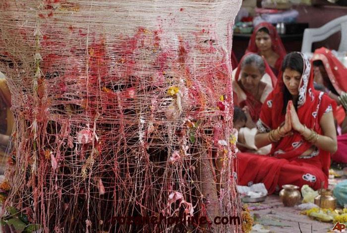 مراسم ازدواج عجیب و غریب در هند