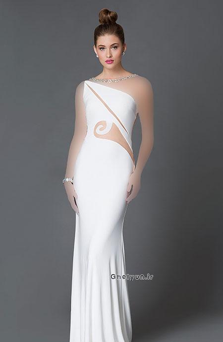 ژورنال لباس های مجلسی و شب دخترانه و زنانه اروپایی،مدل لباس مجلسی جدید و مدل لباس شب بلند زنانه و دخترانه