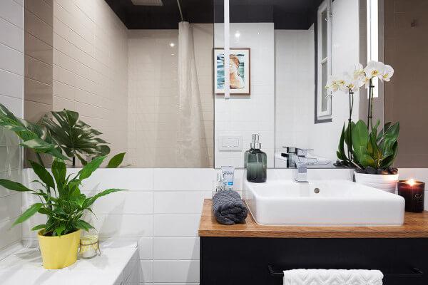 آپارتمانی با دکوراسیون جدید و کم هزینه + تصاویر