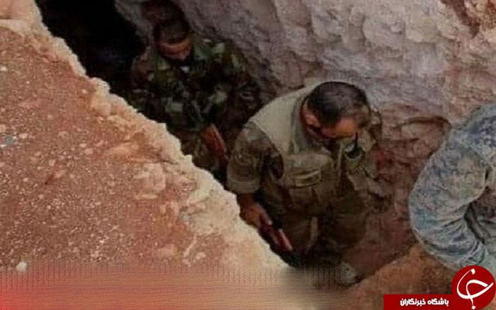 مخوف ترین شکنجه گاه زیرزمینی داعش