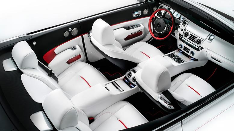 رولزرویس، اشرافی ترین اتومبیل جهان