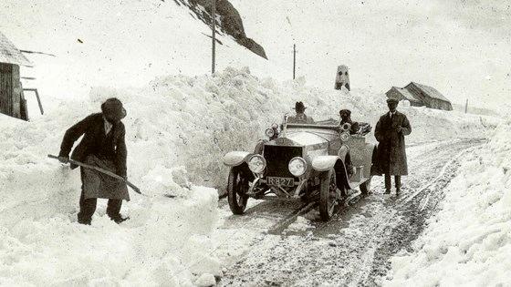 رولزرویس، مدل 1913