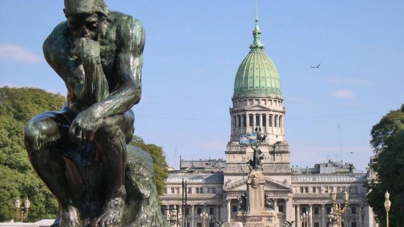 1. مجسمه اندیشهگر | فرانسه
