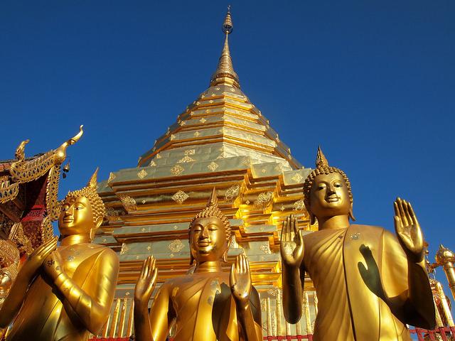 عکس های دیدنی و زیبا از کشور تایلند