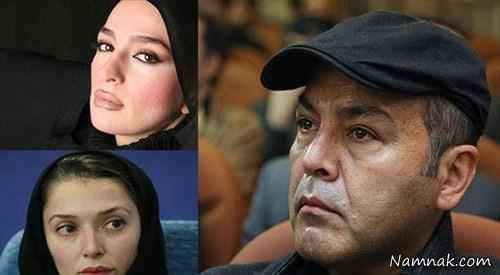 مشهورترین طلاق های بازیگران معروف ایرانی + تصاویر