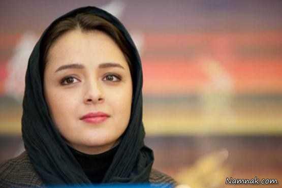 سلفی یهویی ترانه علیدوستی با شال مورد علاقه اش در اتاق گریم + عکس