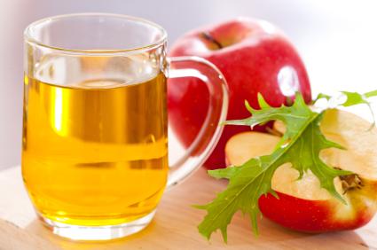 درمان بوی بد واژن با سرکه سیب