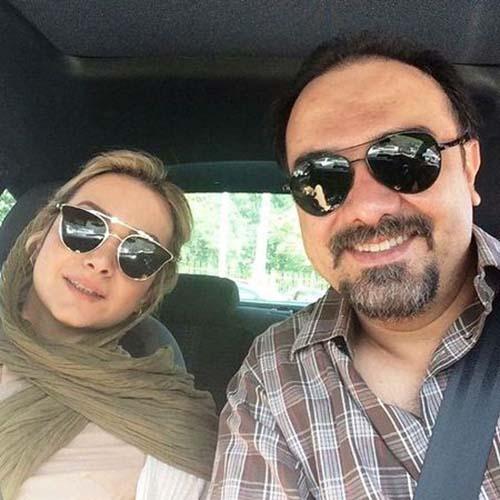 چهره جدید بازیگر مشهور ایرانی بعد از کاشت مو + عکس