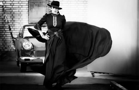 بازیگر زن مشهور از خجالتش هنگام تمرین می گوید