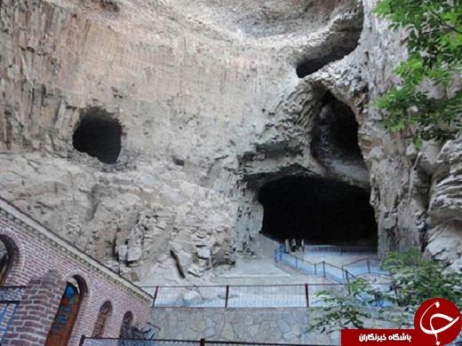 غار اصحاب کهف کجاست؟