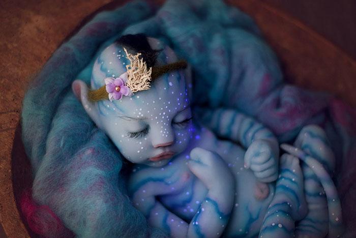 نوزادان آواتاری شگفت انگیز