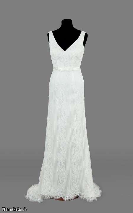 گالری لباس عروس انگلیسی و ایتالیایی شیک، زیباترین مدل های لباس عروس، ژورنال لباس عروس 2017