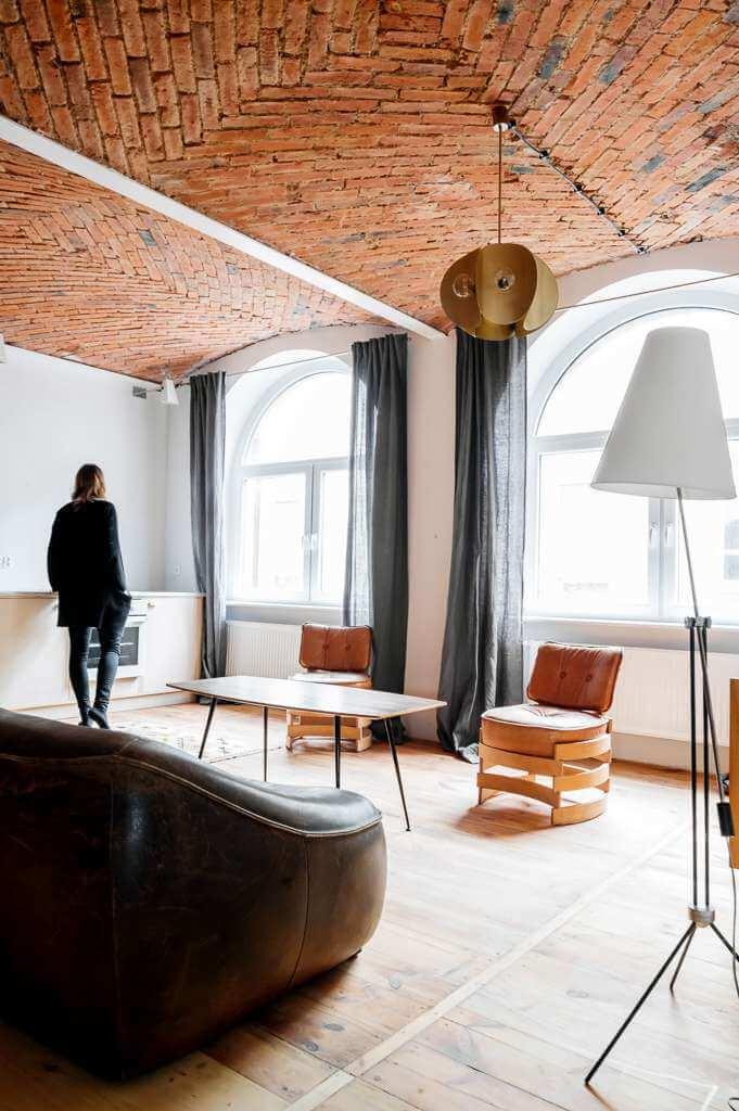 ساخت آپارتمان مدرن از کارخانه مارمالاد در لهستان + تصاویر