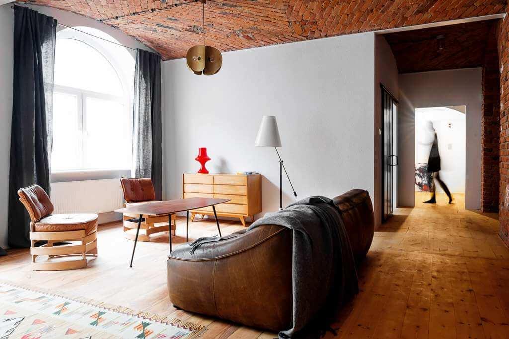 ساخت آپارتمان مدرن از کارخانه مارمالاد در لهستان