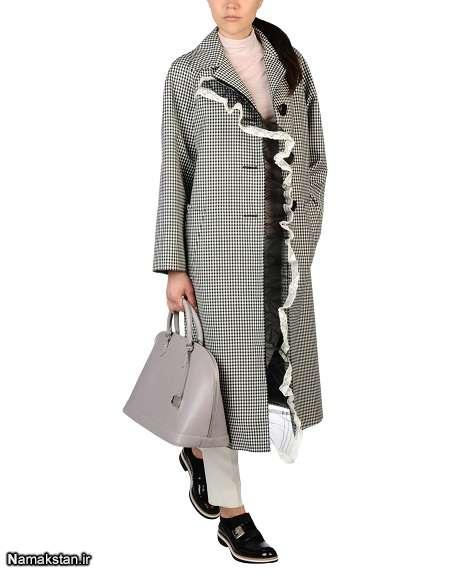گالری مدل پالتو زنانه شیک و جدید