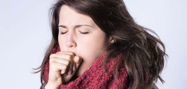درمان سریع سرفه و گلودرد