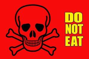 10 خوراکی مفید اما مرگبار