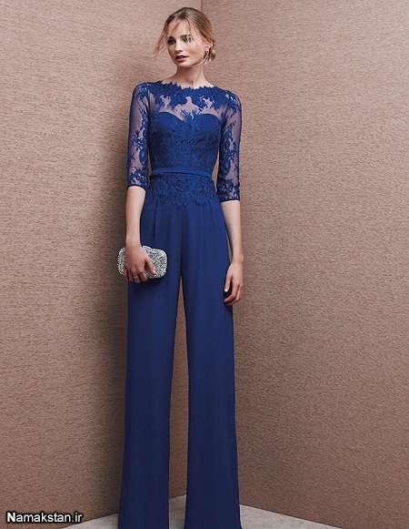 انواع مدل لباس مجلسی ریون دخترانه و زنانه شیک و جدید