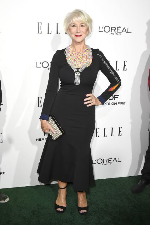مدل لباس مجلسی هلن میرن