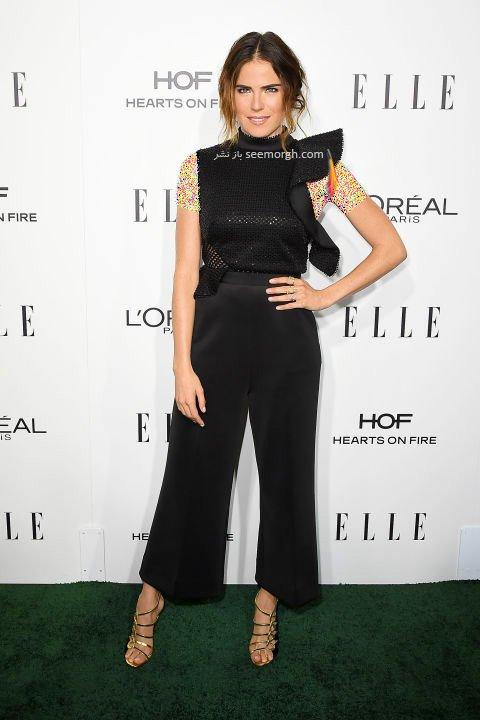 مدل لباس مجلسی کارلا سوزا