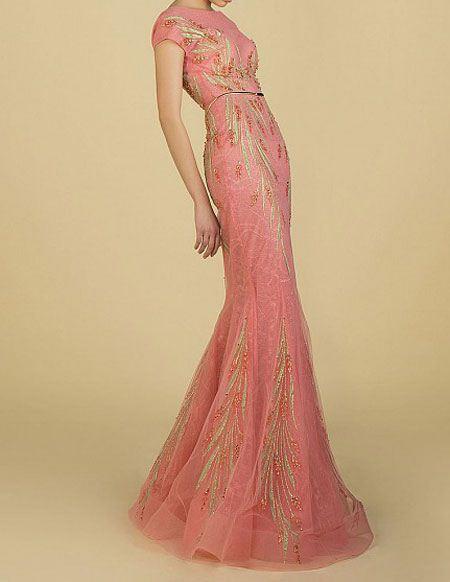 جدیدترین مدل های لباس شب مجلسی زنانه