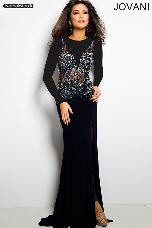 انواع مدل لباس مجلسی شیک زنانه و دخترانه