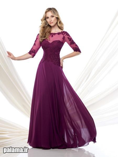 لباس شب بلند ۲۰۱۷,مدل لباس شب بلند دخترانه,مزون لباس شب ترکیه ای
