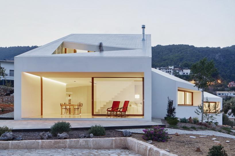 این خانه قشنگ با محیط زیست سازگار است