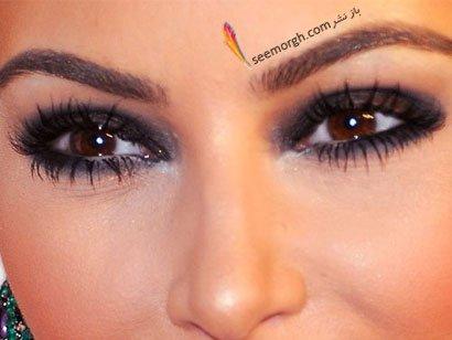 8 مدل جذاب آرایش چشم