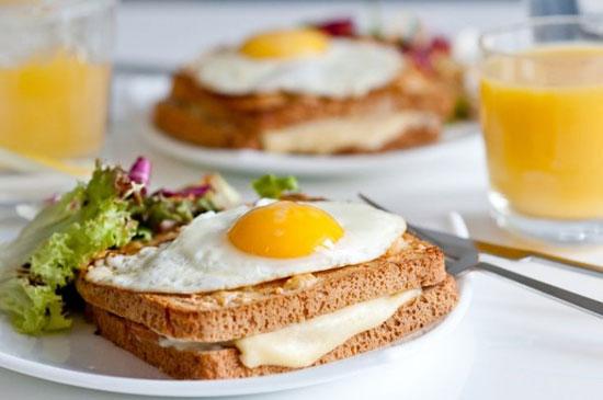 صبحانه ای که در افزایش قدرت بدنی و باروری مردان معجزه می کند