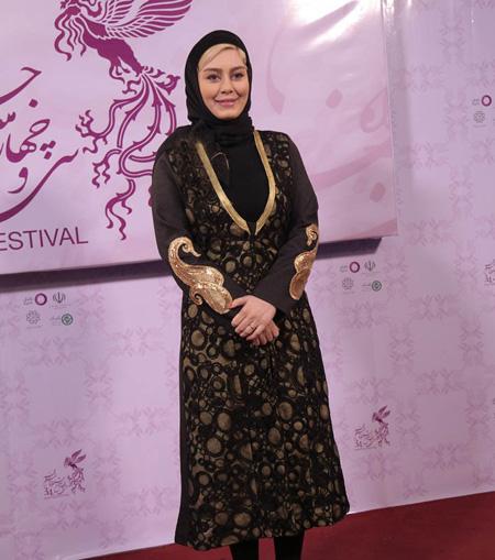 مانتوی بازیگران ایرانی