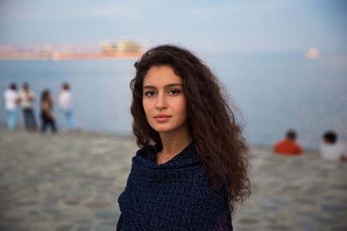 دختری دلربا از جمهوری آذربایجان