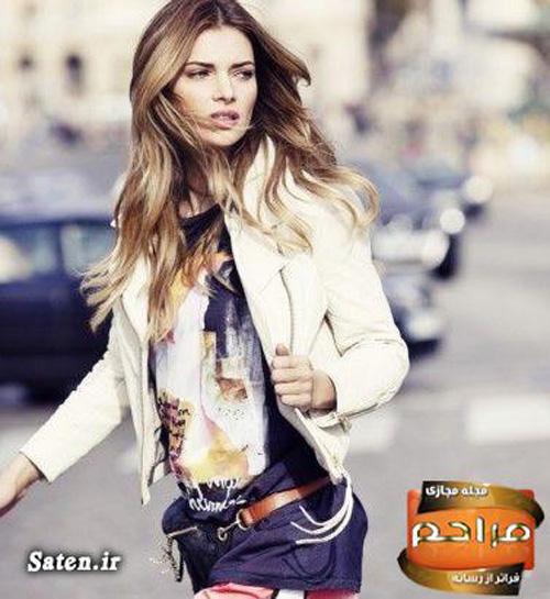 زیباترین دختران اسلواکی