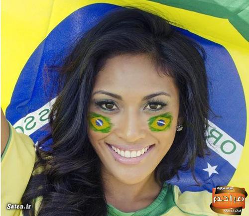 زیباترین دختران برزیل