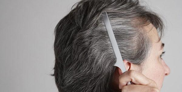 4 روش برای پنهان کردن موهای سفید