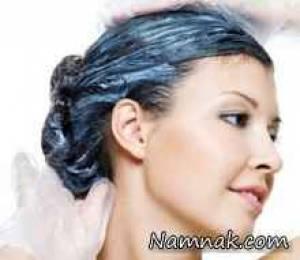 برای رنگ کردن مو از چه رنگ های طبیعی استفاده کنیم؟